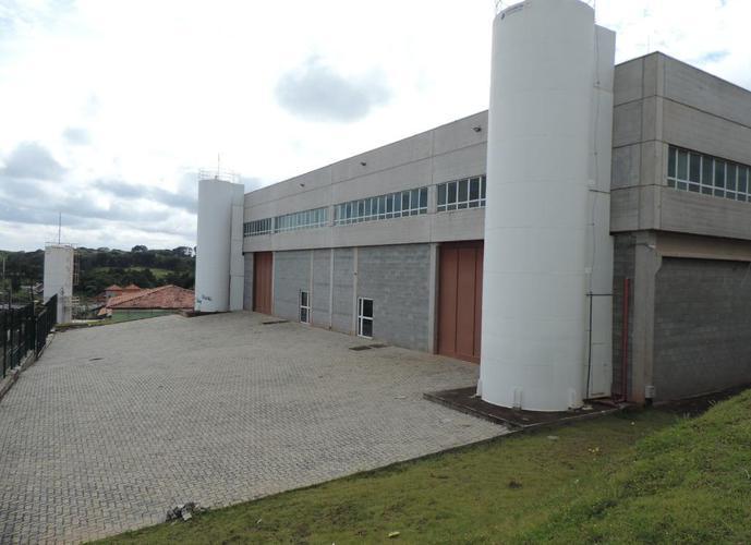 Galpão em São Judas Tadeu/SP de 1370m² para locação R$ 21.920,00/mes