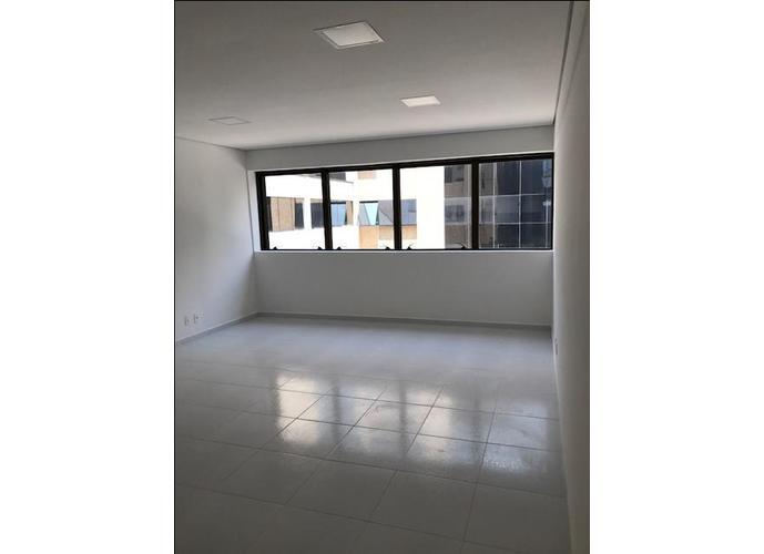 Sala em Granja Viana/SP de 34m² para locação R$ 1.500,00/mes