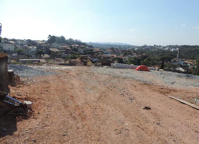 Terreno em Granja Viana/SP de 403m² a venda por R$ 303.955,00
