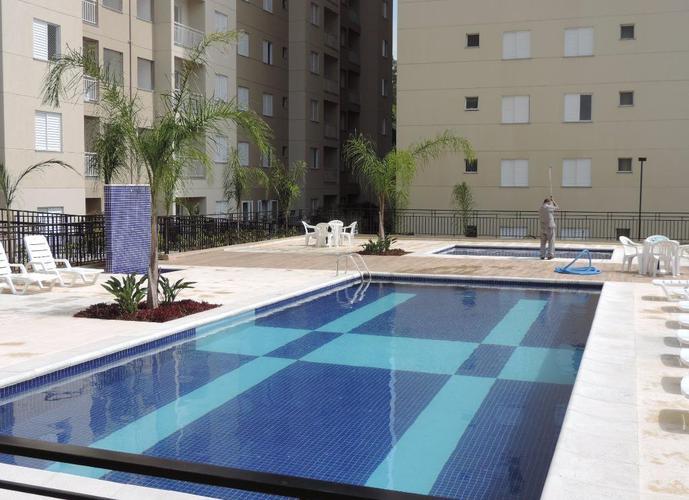 Apartamento em Granja Viana/SP de 48m² 2 quartos a venda por R$ 220.000,00 ou para locação R$ 1.250,00/mes