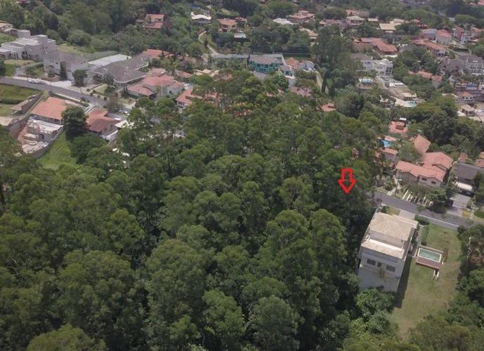 Terreno em Granja Viana Ii/SP de 1290m² a venda por R$ 250.000,00