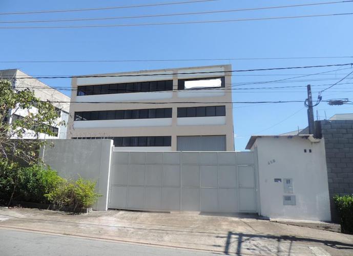 Galpão em Moinho Velho/SP de 1700m² para locação R$ 44.000,00/mes