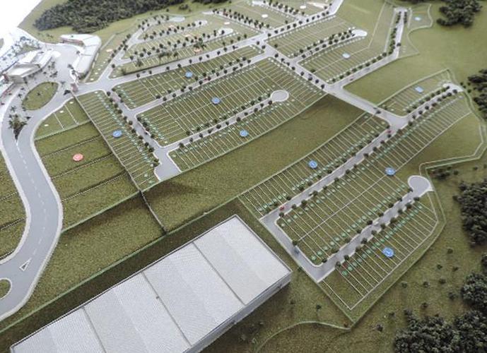 Terreno em Sítio Boa Vista/SP de 125m² a venda por R$ 125.000,00