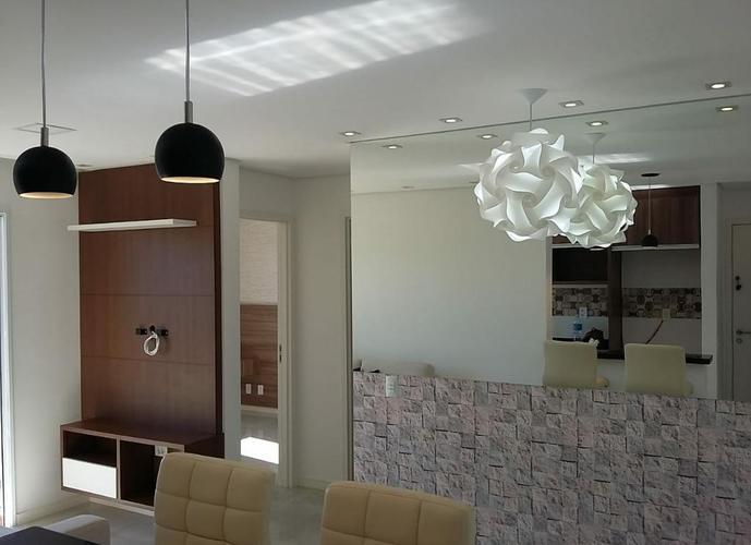 Apartamento em Granja Viana/SP de 49m² 2 quartos a venda por R$ 250.000,00 ou para locação R$ 1.405,00/mes