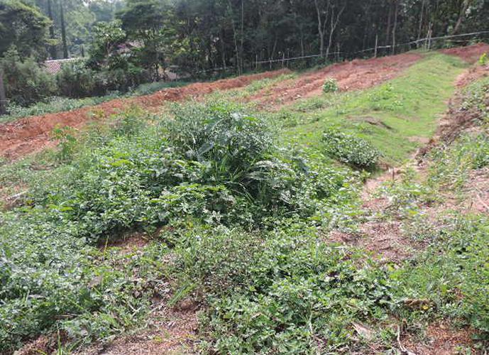 Terreno em Granja Viana/SP de 968m² a venda por R$ 390.000,00