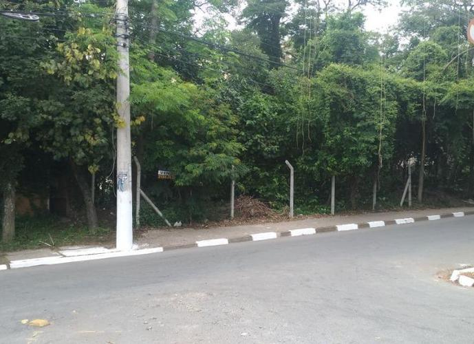 Terreno em Granja Viana/SP de 818m² a venda por R$ 550.000,00