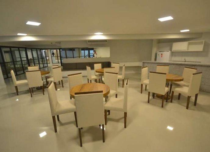 Apartamento em Boa Vista/PE de 39m² 1 quartos a venda por R$ 235.000,00
