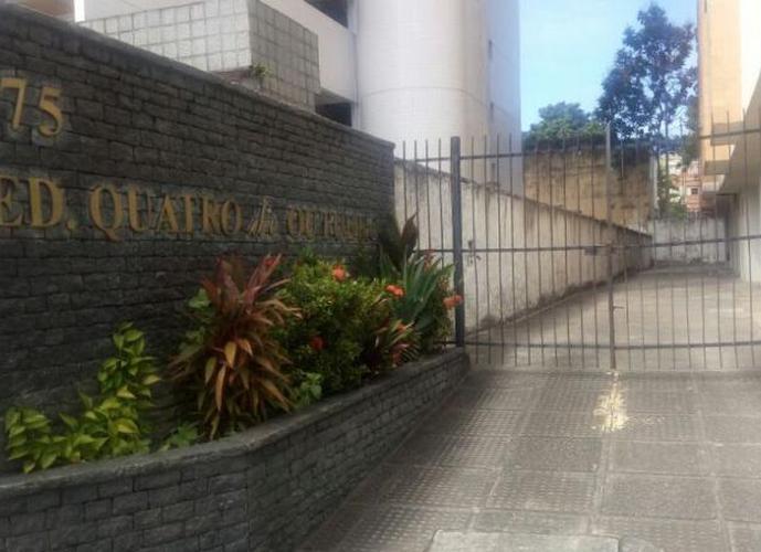 Apartamento em Boa Vista/PE de 43m² 1 quartos a venda por R$ 160.000,00