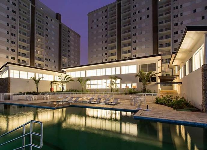 Apartamento em Novo Osasco/SP de 62m² 2 quartos para locação R$ 1.050,00/mes