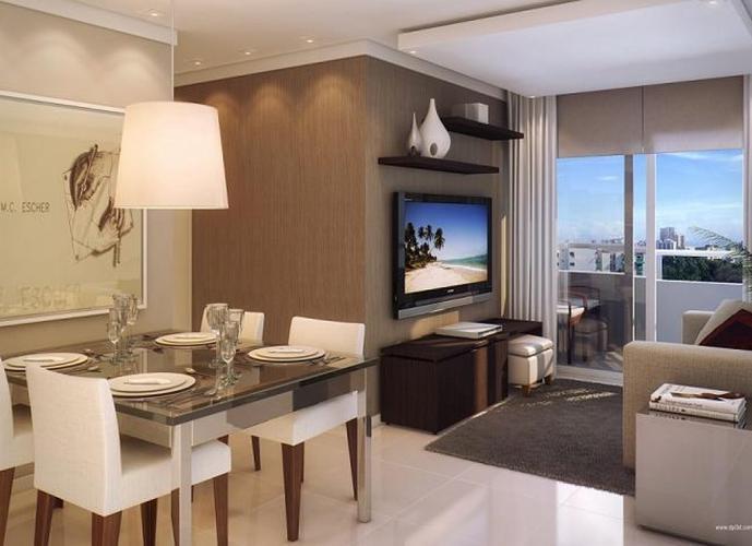 Apartamento em Casa Amarela/PE de 64m² 3 quartos a venda por R$ 364.000,00