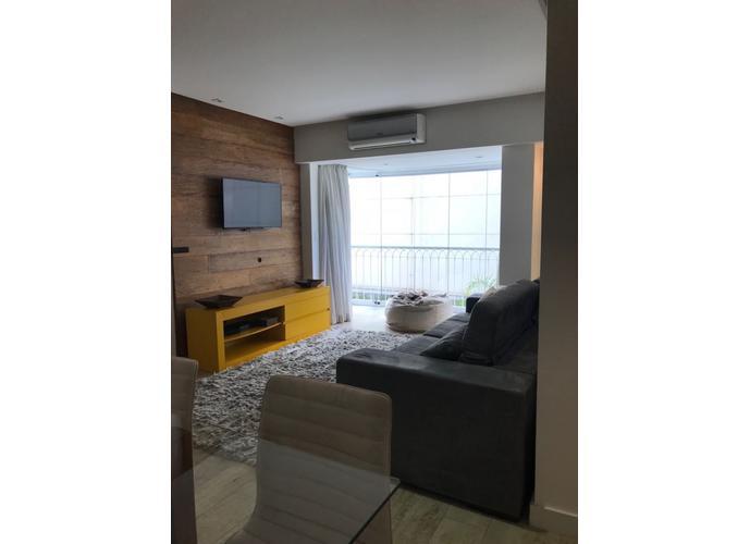 Apartamento em Alphaville/SP de 86m² 2 quartos para locação R$ 3.700,00/mes