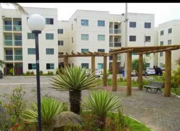 Apartamento em Baixo Grande/RJ de 52m² 2 quartos a venda por R$ 200.000,00