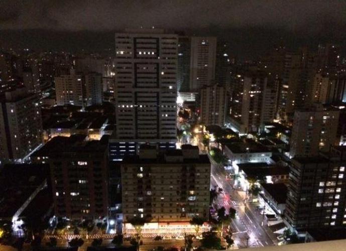 Apartamento em Boqueirão/SP de 49m² 1 quartos para locação R$ 2.000,00/mes