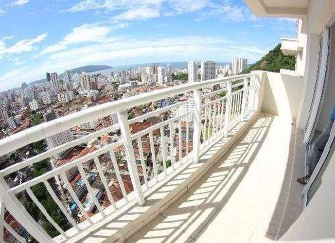 Cobertura em Marapé/SP de 295m² 4 quartos a venda por R$ 900.000,00