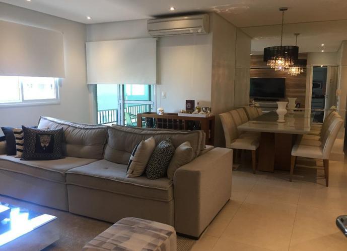 Apartamento em Embaré/SP de 122m² 3 quartos a venda por R$ 1.038.000,00
