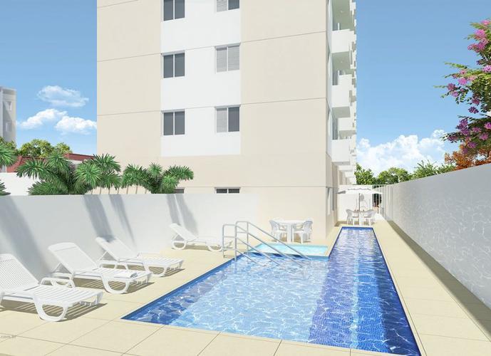 Apartamento em Vila Augusta/SP de 38m² 2 quartos a venda por R$ 195.000,00