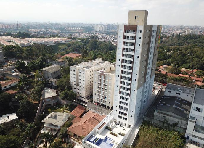 Apartamento em Granja Viana/SP de 52m² 2 quartos a venda por R$ 210.000,00