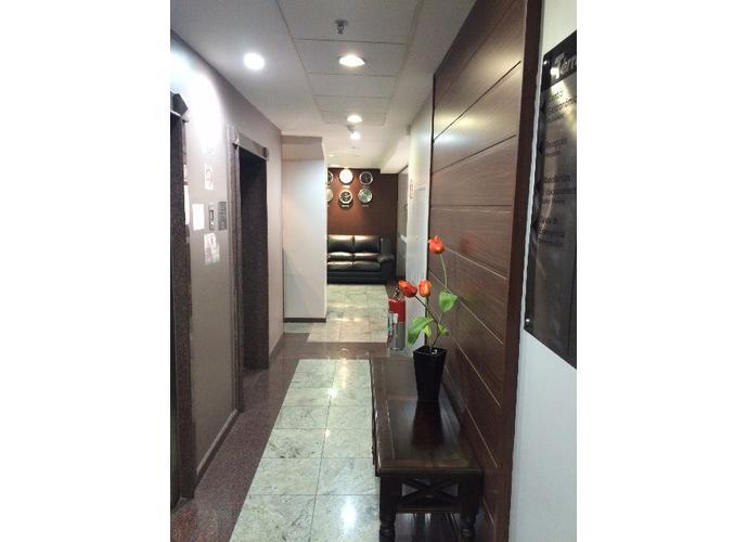 Flat em Brooklin/SP de 30m² 1 quartos para locação R$ 1.900,00/mes