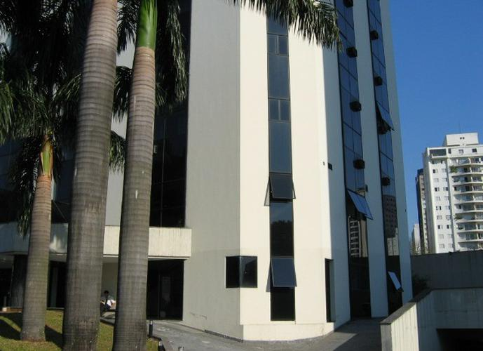 Flat em Ibirapuera/SP de 35m² 1 quartos para locação R$ 2.300,00/mes