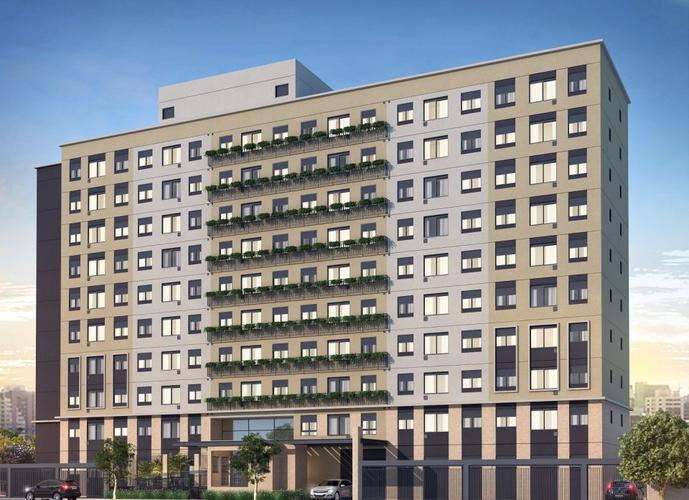 Apartamento em Jardim Maria Rita/SP de 34m² 2 quartos a venda por R$ 188.000,00