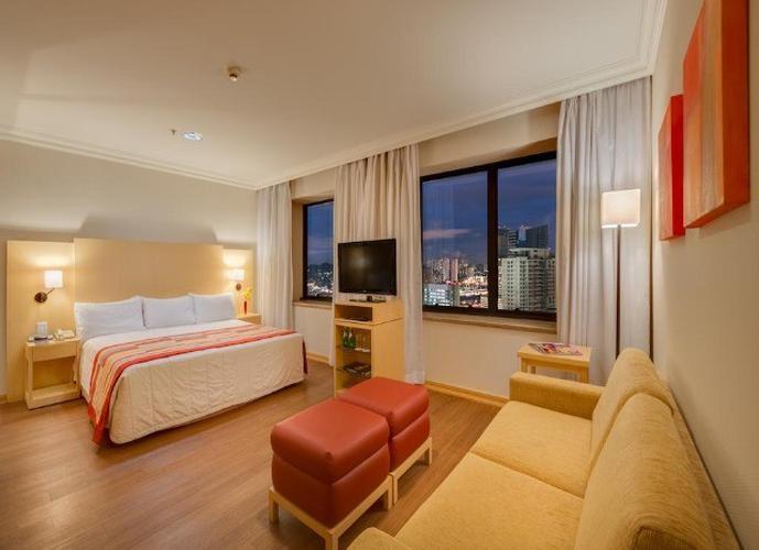 Flat em Brooklin/SP de 55m² 1 quartos a venda por R$ 540.000,00