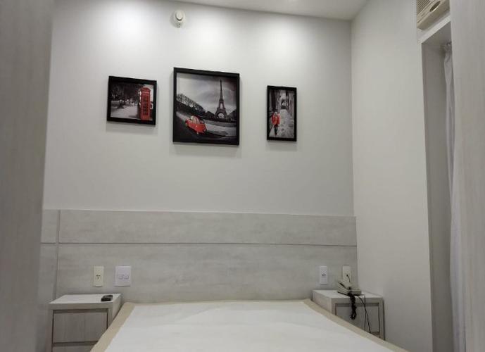 Flat em Ibirapuera/SP de 25m² 1 quartos a venda por R$ 325.000,00