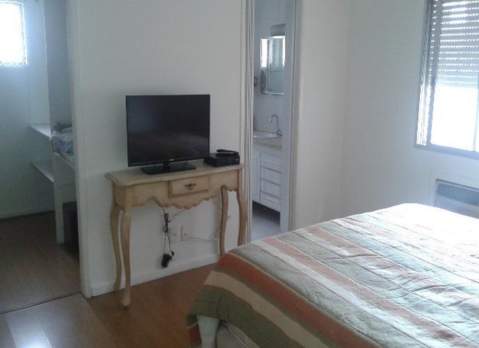Flat em Jardins/SP de 80m² 2 quartos para locação R$ 3.400,00/mes