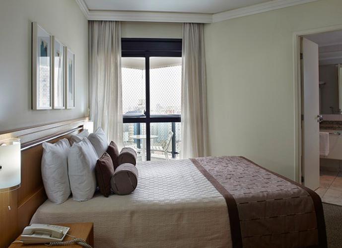 Flat em Paraiso/SP de 60m² 2 quartos a venda por R$ 630.000,00