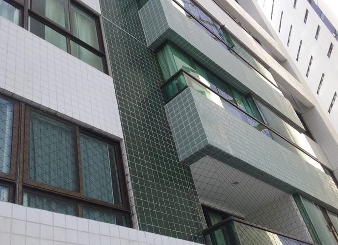 Apartamento em Pina/PE de 88m² 3 quartos para locação R$ 3.100,00/mes