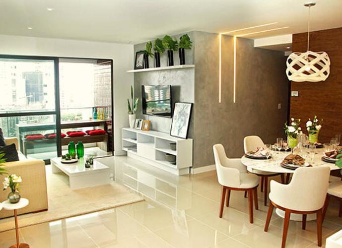 Apartamento em Boa Viagem/PE de 136m² 4 quartos a venda por R$ 824.000,00