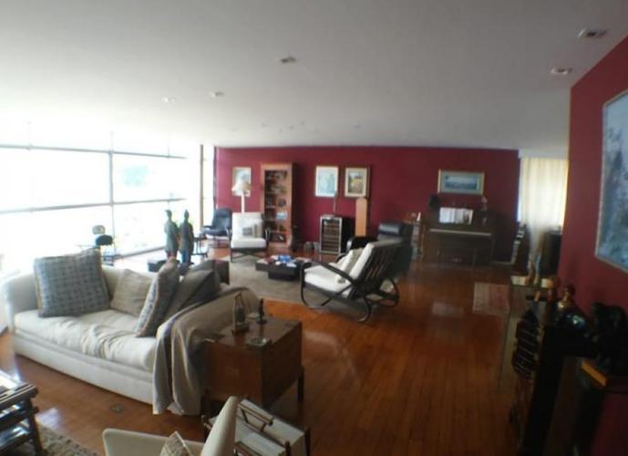 Apartamento em Lagoa/RJ de 262m² 4 quartos a venda por R$ 3.000.000,00