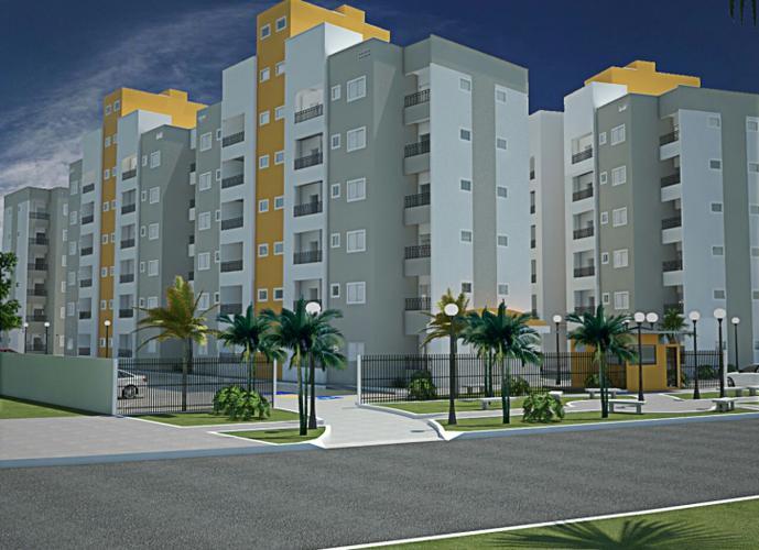 Apartamento em Plano Diretor Norte/TO de 63m² 2 quartos a venda por R$ 167.000,00