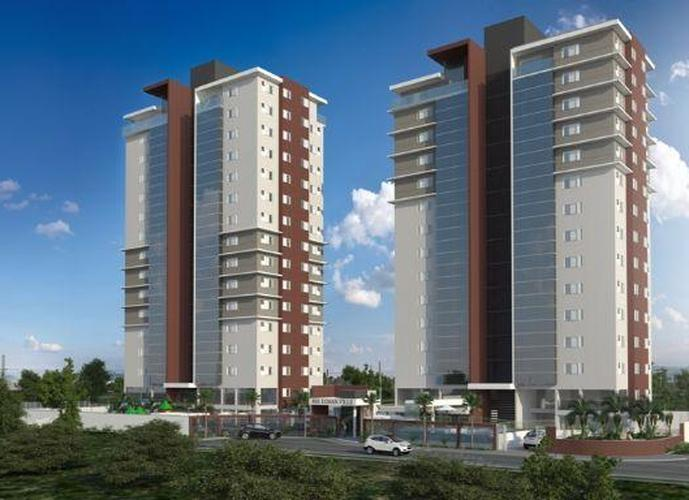 Apartamento em Plano Diretor Norte/TO de 87m² 3 quartos a venda por R$ 380.000,00