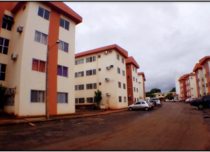 Apartamento em Plano Diretor Sul/TO de 46m² 2 quartos a venda por R$ 120.000,00