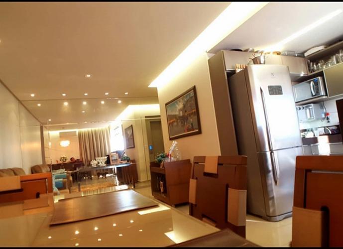 Apartamento em Plano Diretor Sul/TO de 93m² 3 quartos a venda por R$ 500.000,00