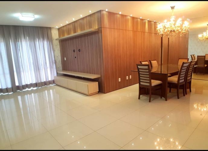 Apartamento em Plano Diretor Sul/TO de 168m² 4 quartos a venda por R$ 950.000,00