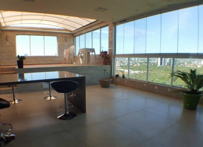 Penthouse em Plano Diretor Sul/TO de 420m² 4 quartos a venda por R$ 2.900.000,00 ou para locação R$ 8.500,00/mes