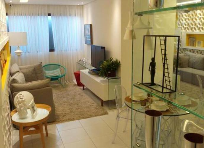 Apartamento em Santo Amaro/PE de 57m² 2 quartos a venda por R$ 308.000,00
