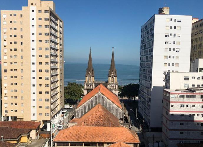 Apartamento em Embaré/SP de 137m² 3 quartos a venda por R$ 590.000,00