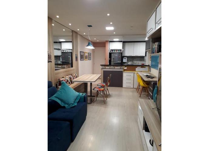 Apartamento em Ponta Da Praia/SP de 77m² 2 quartos a venda por R$ 463.000,00