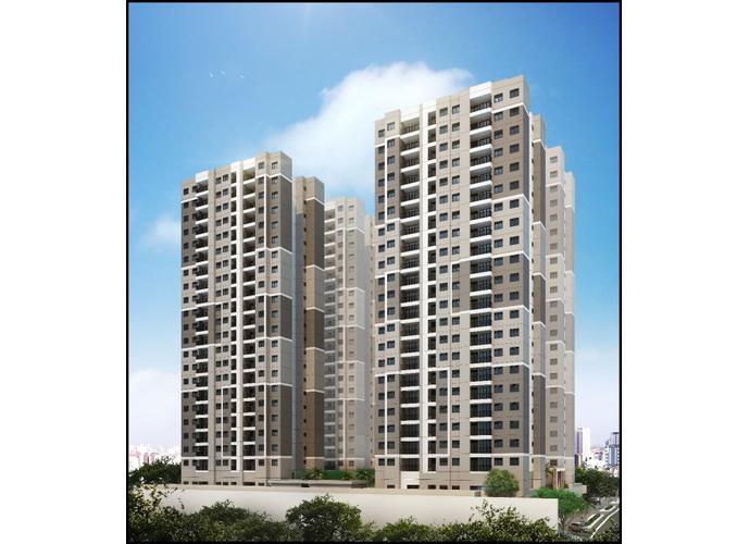 Apartamento em Padroeira/SP de 39m² 1 quartos a venda por R$ 179.900,00