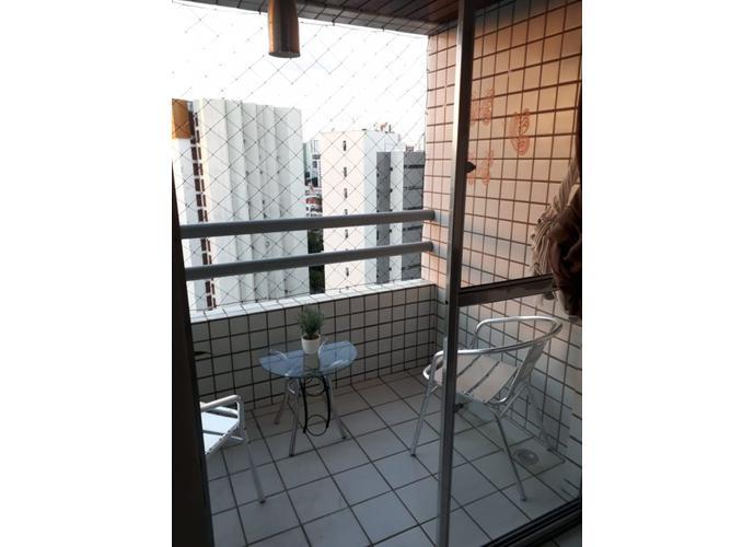 Apartamento em Graças/PE de 78m² 2 quartos a venda por R$ 375.000,00