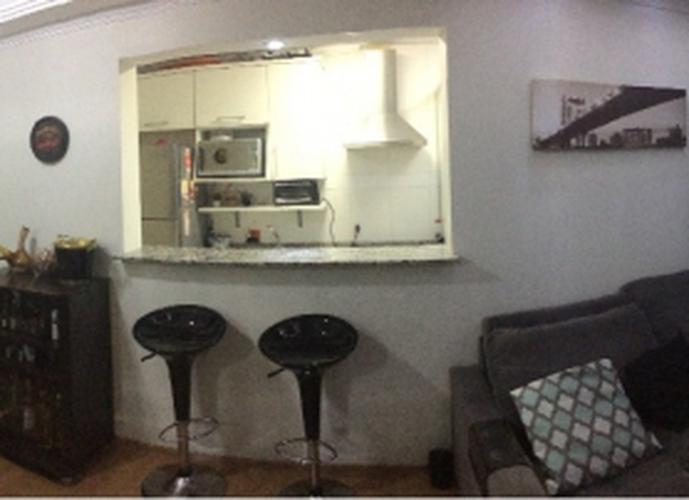 Apartamento em Parque sao Vicente/SP de 63m² 3 quartos a venda por R$ 255.000,00