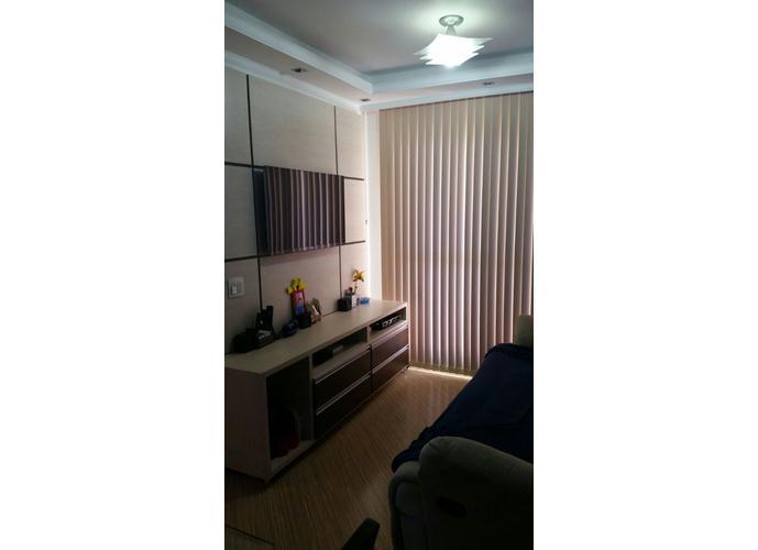 Apartamento em Vila Homero Thon/SP de 45m² 2 quartos a venda por R$ 250.000,00