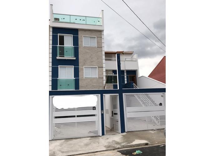 Penthouse em Parque Erasmo Assuncao/SP de 80m² 2 quartos a venda por R$ 260.000,00