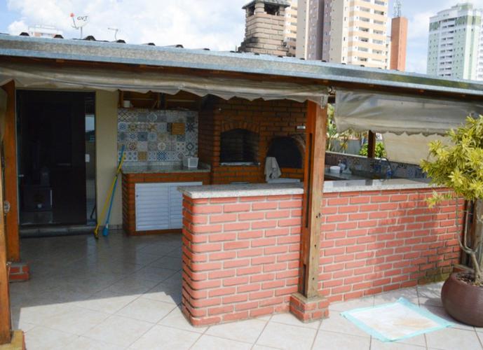 Penthouse em Vila Bastos/SP de 144m² 2 quartos a venda por R$ 480.000,00