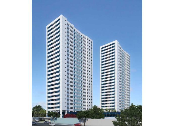 Apartamento em Piedade/PE de 71m² 3 quartos a venda por R$ 295.750,00