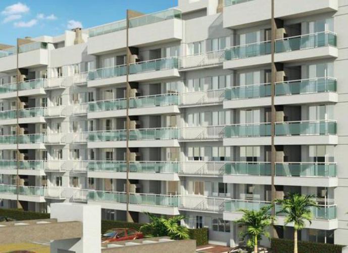 Apartamento em Recreio dos Bandeirantes/RJ de 57m² 1 quartos a venda por R$ 395.000,00