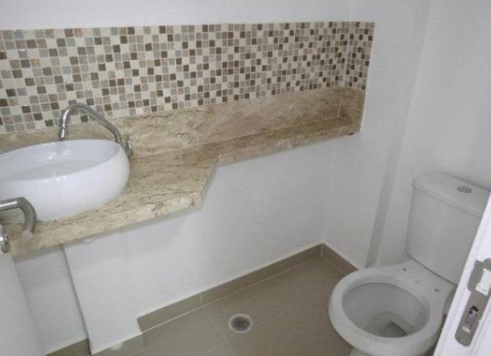 Sala em Vila Mathias/SP de 68m² a venda por R$ 445.000,00