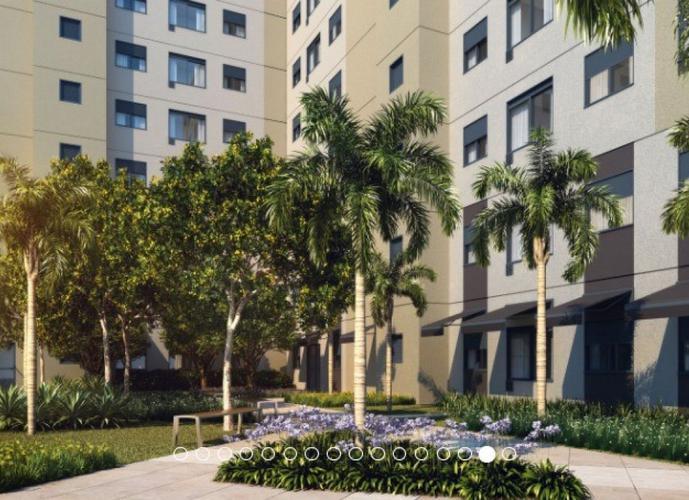 Apartamento em Jurubatuba/SP de 34m² 2 quartos a venda por R$ 188.000,00